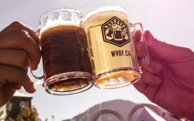 Whistler Village Beer Festival 2017